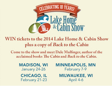 2014 Lake and Cabin Show