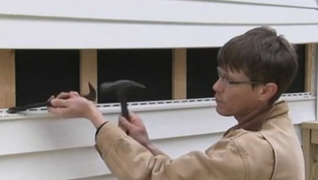How To Remove And Replace A Section Of Vinyl Siding Fine Homebuilding
