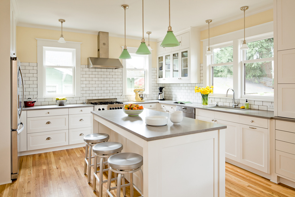 Keeping it Light in the Kitchen - Fine Homebuilding