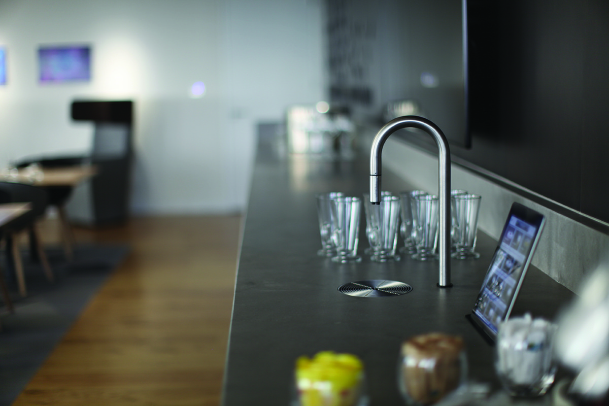 A Smart Beverage System for the Kitchen That Has Everything - Fine ...