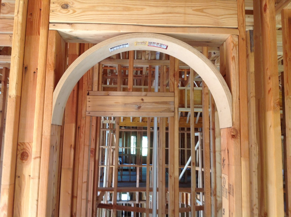 Archways ceilings prefab archway and ceiling systems for Finehomebuilding com