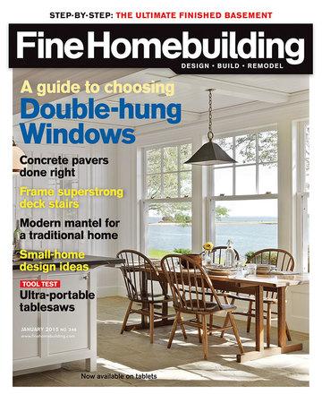 issue 248 dec jan 2015 fine homebuilding