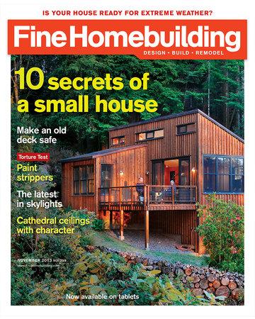 Issue 238 Oct Nov 2013 Fine Homebuilding