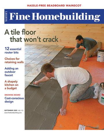 Issue 173 Fine Homebuilding