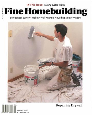 Removing hardened mortar from brick - Fine Homebuilding