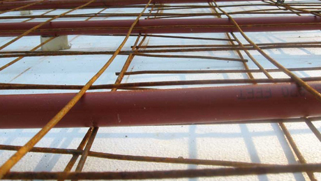 Radiant Floor Heating Hydronics additionally Designing Passive Solar Slab additionally Quick Therm likewise Understanding House Framing together with Radiant Floor Heating Can One Floor Heat Two Stories. on pex radiant floor heating design