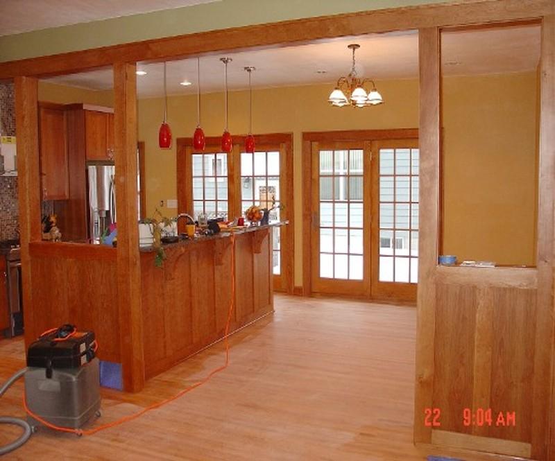 Cherry Trim Amp Panels Fine Homebuilding