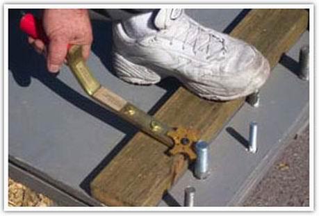 Tool Hound Favorites Bolt Hole Marker Fine Homebuilding