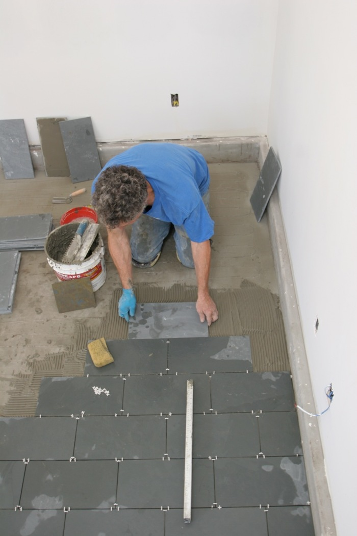 Offsetting Tile Joints To Add Visual Interest Fine Homebuilding