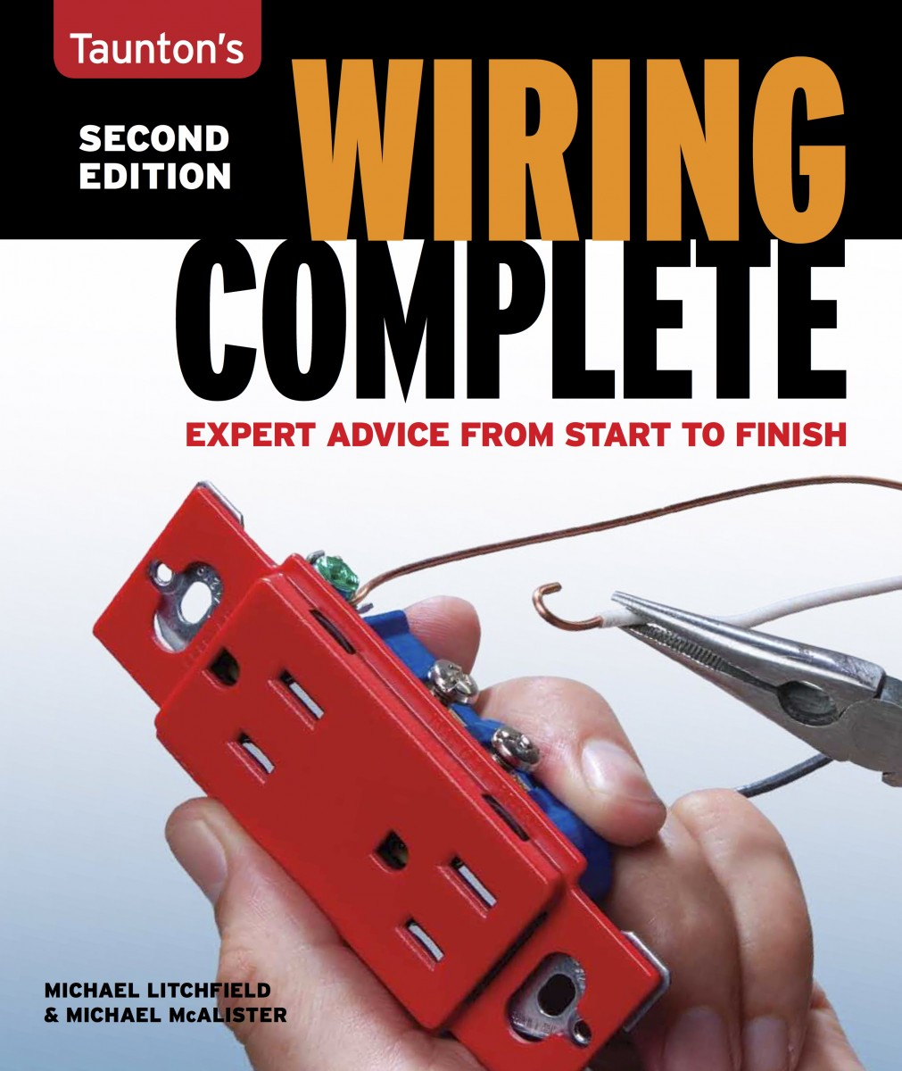 Converting An Incandescent Ceiling Can To Led Fine Homebuilding Wiring House For Complete 2 Has 800 Photos 50 Detailed Schematics And Covers Installing Advanced Components Such As Wireless Switches Conversion Kits