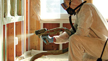 Makers Of Spray Foam Insulation Named In Lawsuits Fine
