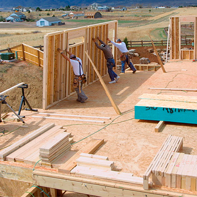 Single-Family Starts Fall in July - Fine Homebuilding