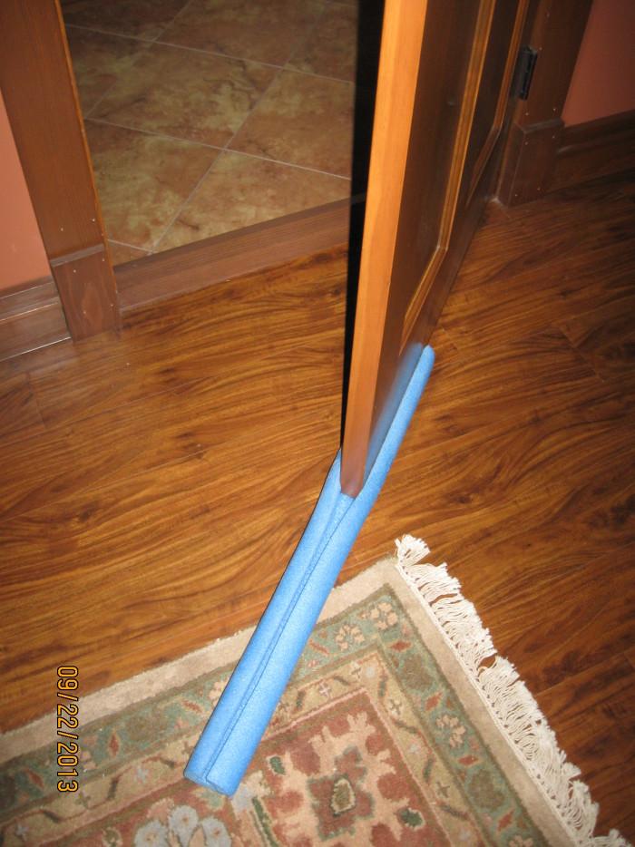 The Easiest Homemade Door Sweep Fine Homebuilding