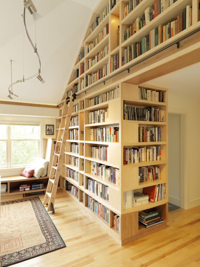 Floor to Ceiling Bookshelves Floor to Ceiling