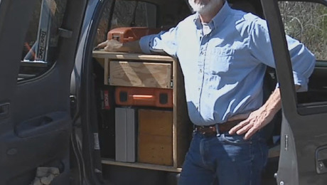 Convenient Tool-Storage Box for an Extra-Cab Pickup Truck - Fine Homebuilding & Convenient Tool-Storage Box for an Extra-Cab Pickup Truck - Fine ...