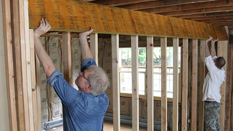 How To Install A Load Bearing Beam Fine Homebuilding