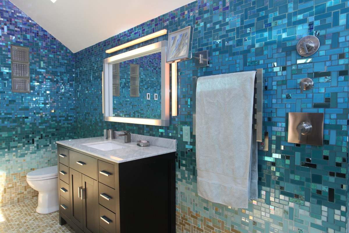 Truly Custom Tile Mosaics For Any Budget - Fine Homebuilding