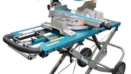 New Miter Saw Stand From Makita Fine Homebuilding