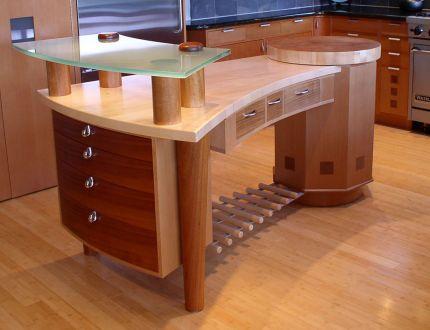 Creative Kitchen Islands: We Have a Winner! - Fine Homebuilding