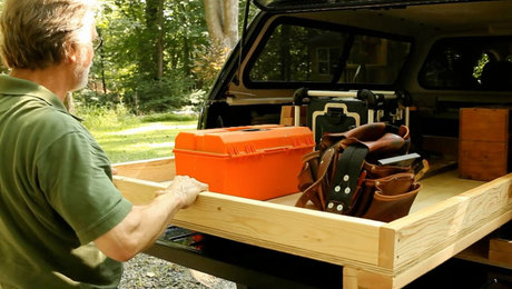Pickup Truck Bed >> Build a Sliding Truck-Bed Drawer for Easy Tool Access ...