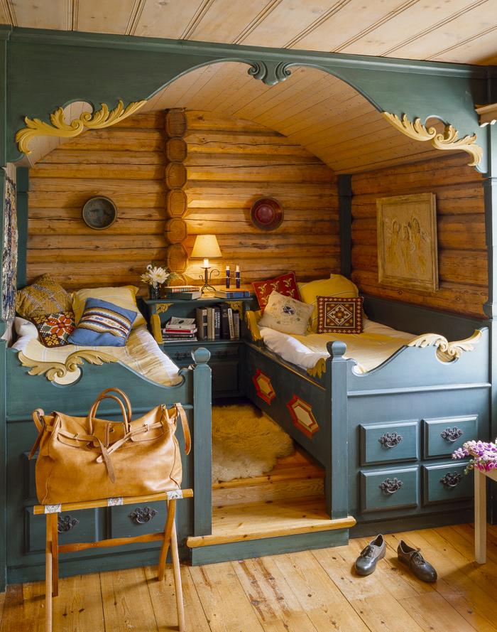 A Nordic Nook - Fine Homebuilding