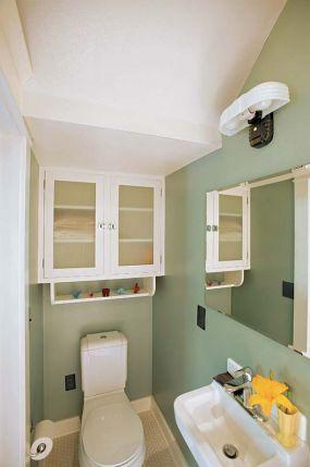 Fitting A Shower In A Small Bath Floorplan Fine Homebuilding