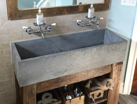 Delicieux Soapstone Sinks Are Equally At Home In Country Farmhouses And Modern Lofts    Fine Homebuilding