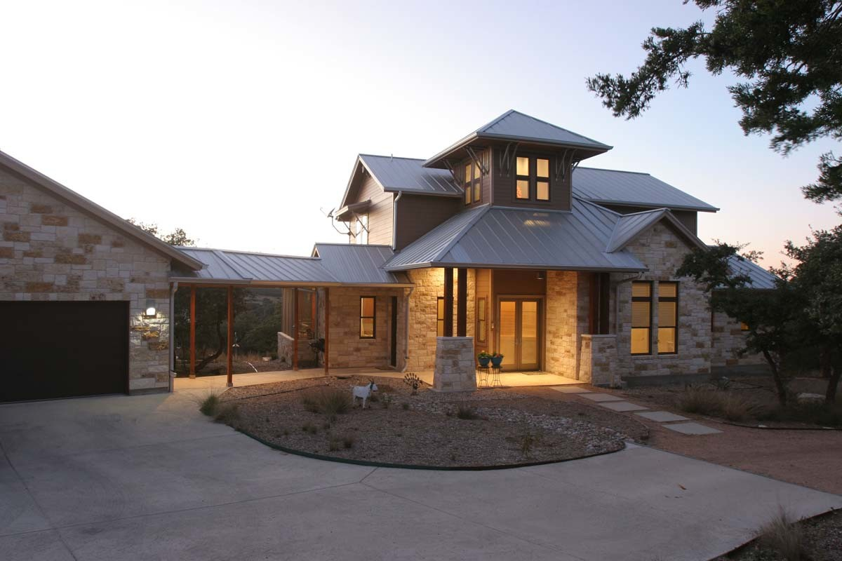 Amazing Our Best Energy Smart Home: A Texas House Youu0027d Want To Live In Even Before  You Found Out That Itu0027s Energy And Water Independent.