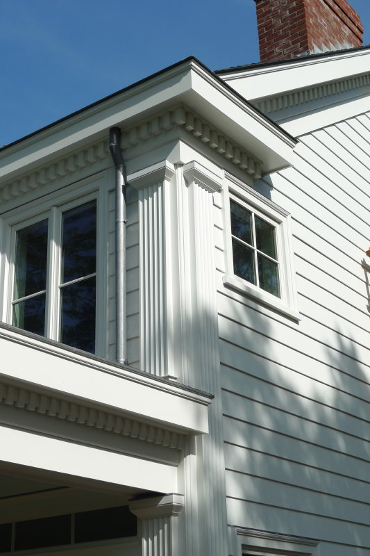 Greek Revival Farmhouse Fine Homebuilding
