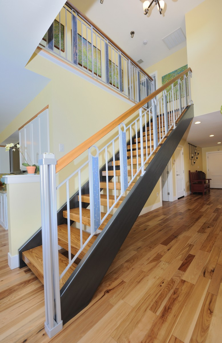 The New Staircase.