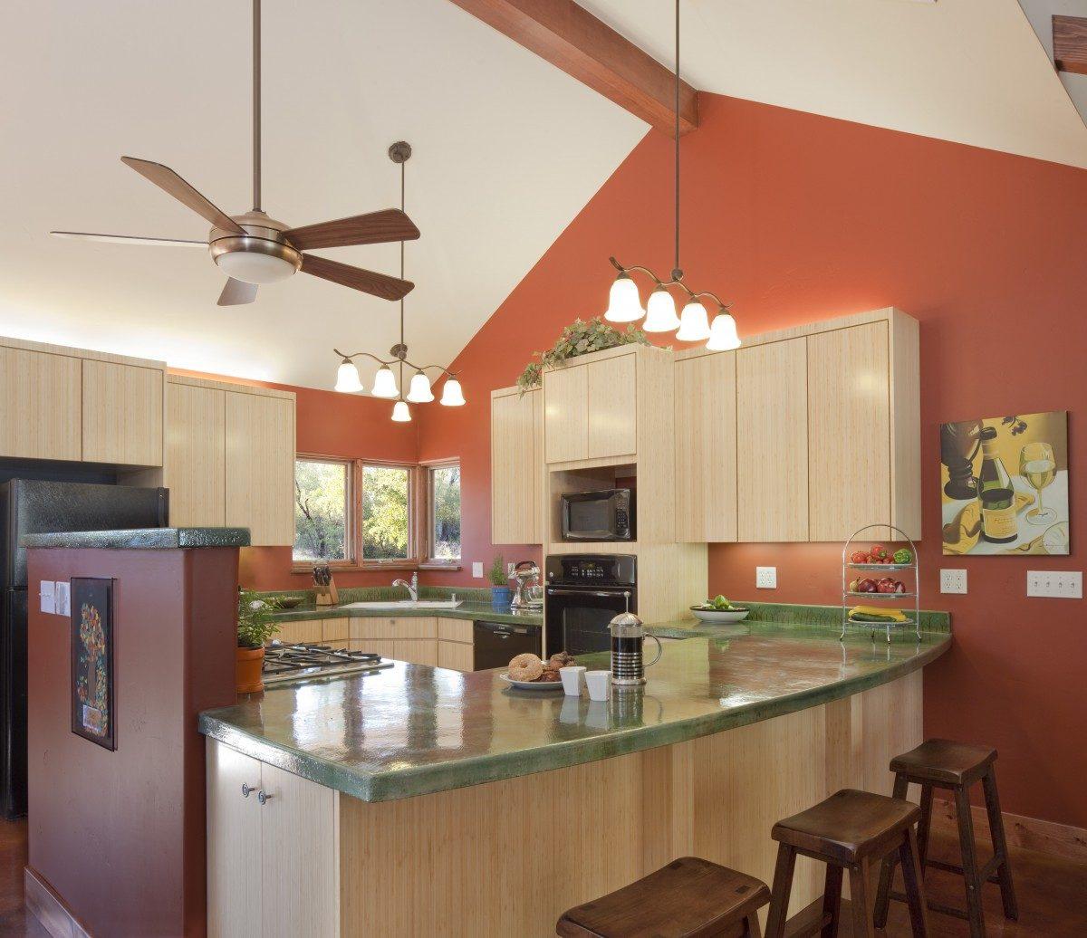 Leed Platinum Weekend Home In Sierra Foothills Fine