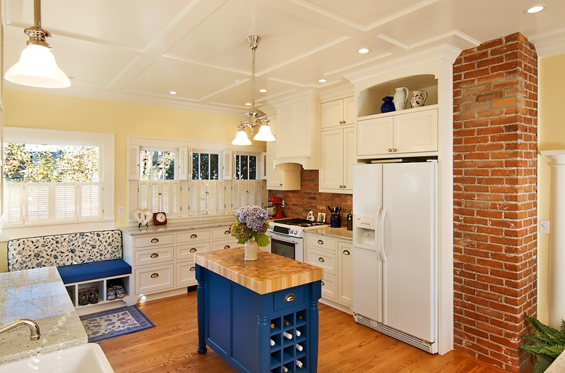 Historic Kitchen Remodel Fine Homebuilding
