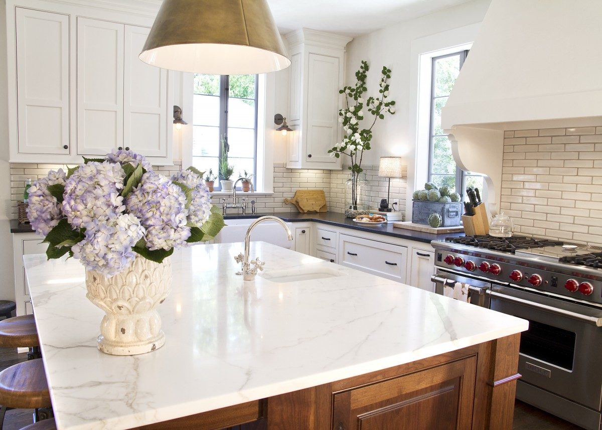 kitchen remodel with old world feel and modern conveniences - Fine ...