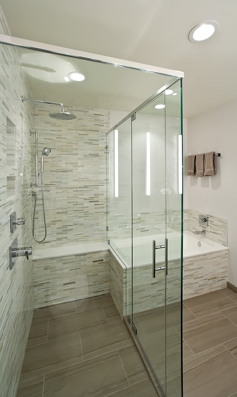 West Hollywood Bathroom Remodel Fine Homebuilding