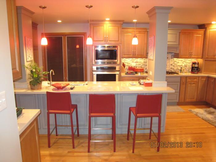 kitchen dreams come true fine homebuilding