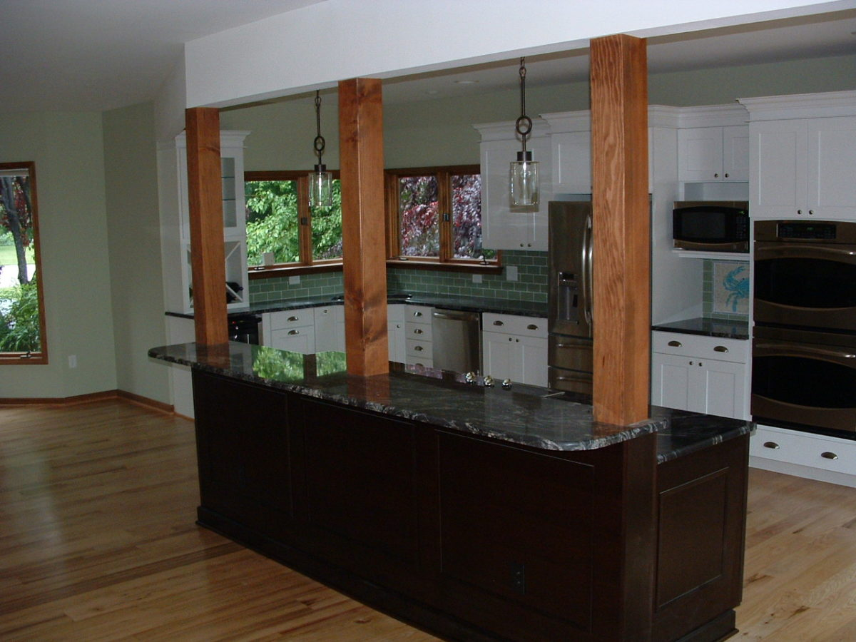 Kitchen With A View Fine Homebuilding