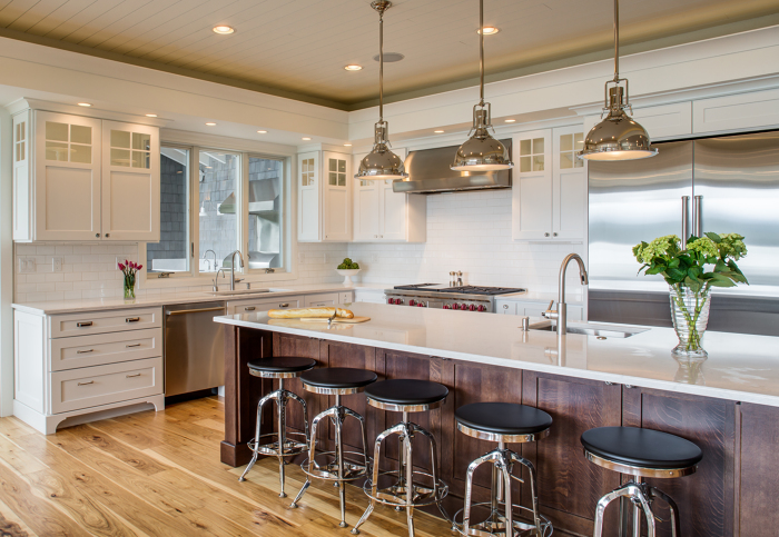 Lake House Kitchen Remodel - Fine Homebuilding
