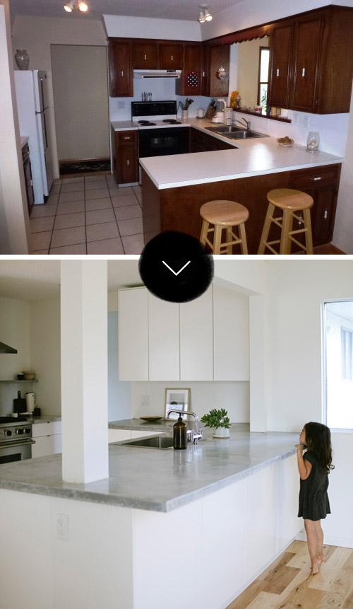 1970S Kitchen Remodel Minimalist Property