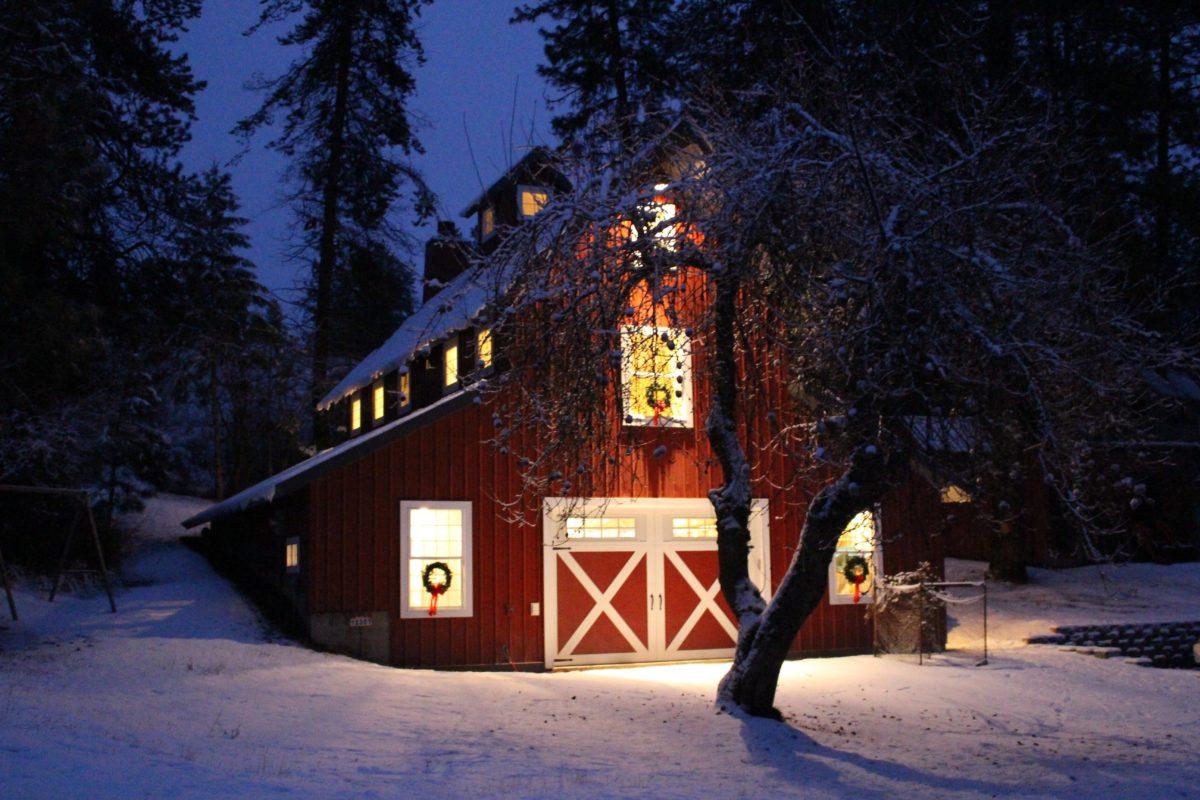 The Barn A Unique Adu Fine Homebuilding