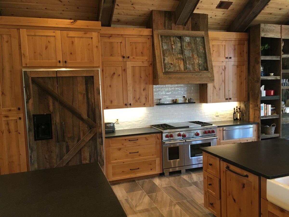 Rustic Lake House Residence Fine Homebuilding