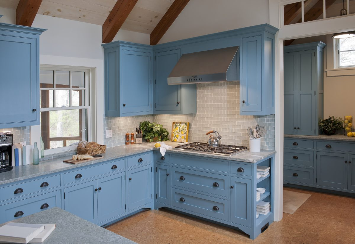 Marthas Vineyard Kitchen - Fine Homebuilding