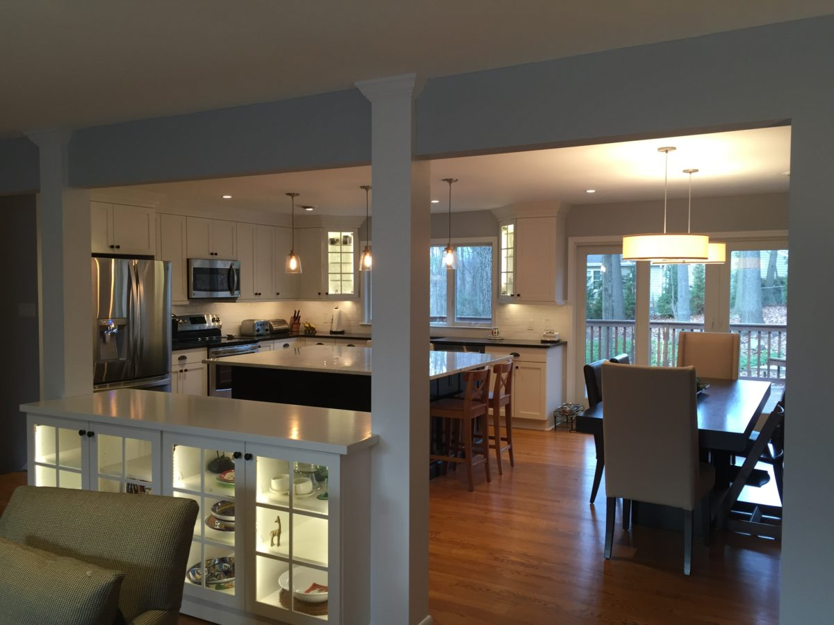 Kitchen Blowout Fine Homebuilding