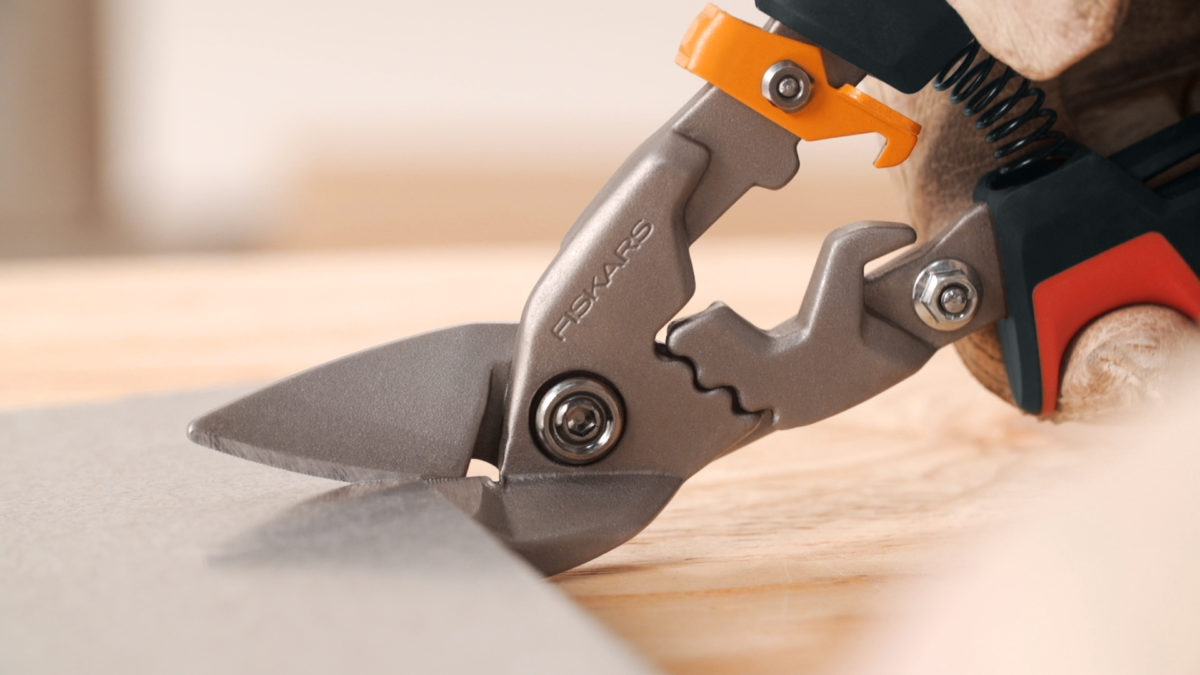 fiskars famous for high quality scissors has steadily been adding home building tools - Home Building Tools