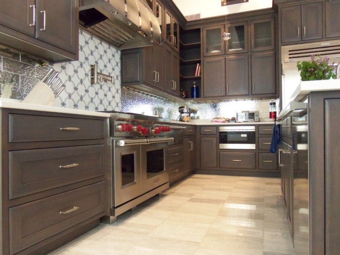 Modern Rift White Oak Kitchen Fine Homebuilding