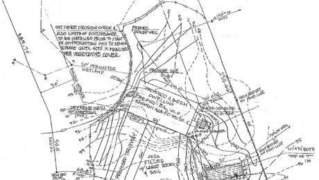 Site Planning and Excavation Fine Homebuilding – Site Grading Plan
