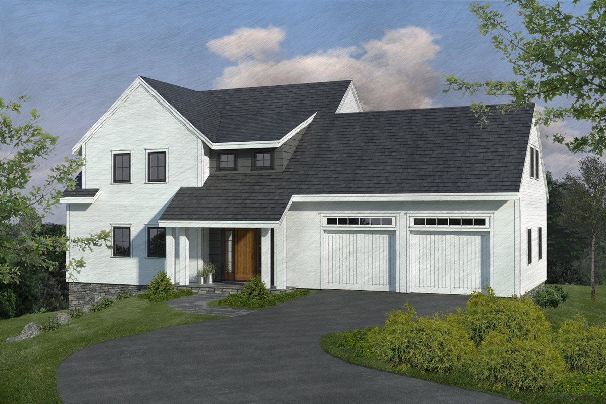 Designing The FHB House Garage