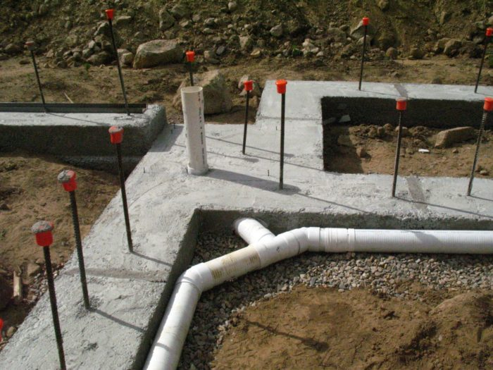 Dual-Purpose Sub-Slab Pipe - Fine Homebuilding