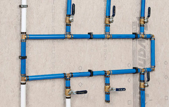 Build Your Own Pex Manifold Fine Homebuilding