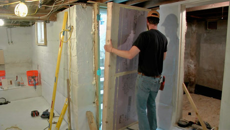 Insulate Your Basement Part 2 Fine Homebuilding