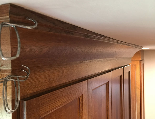 Hiding A Wavy Ceiling In Crown Molding Fine Homebuilding
